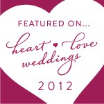 Happy Valentine's Day | Feature on Heart Love Weddings