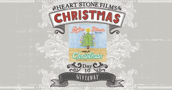 HEART STONE FILMS 2013 CHRISTMAS GIVEAWAY | DAY 10