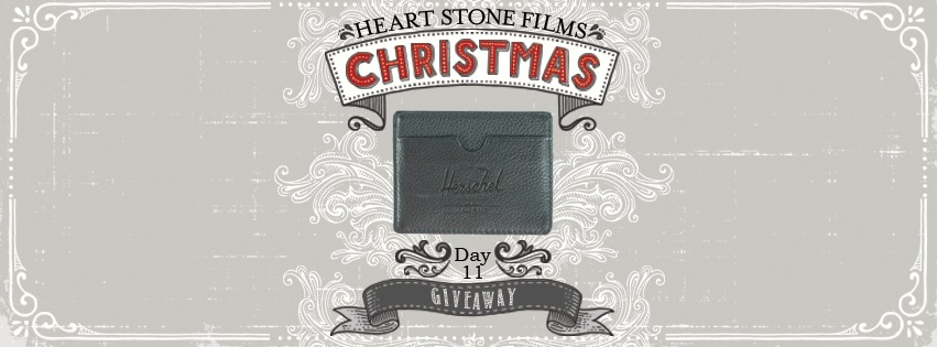 HEART STONE FILMS 2013 CHRISTMAS GIVEAWAY | DAY 11