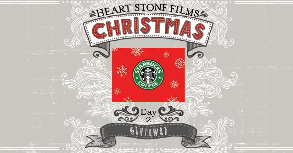 Heart Stone Films 2013 Christmas Giveaway | Day 2