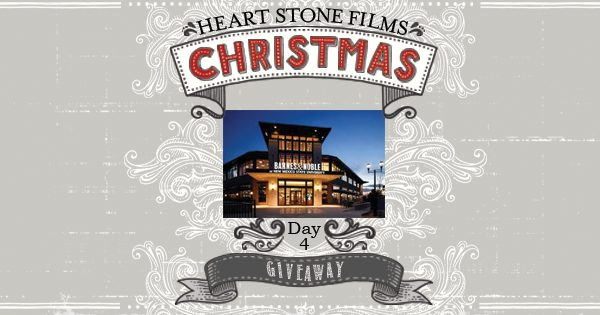 HEART STONE FILMS 2013 CHRISTMAS GIVEAWAY | DAY 4