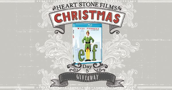 HEART STONE FILMS 2013 CHRISTMAS GIVEAWAY | DAY 5