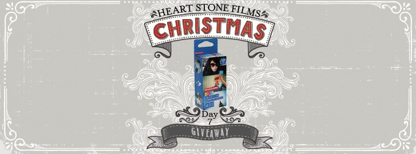 HEART STONE FILMS 2013 CHRISTMAS GIVEAWAY | DAY 7