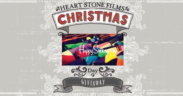 HEART STONE FILMS 2013 CHRISTMAS GIVEAWAY | DAY 9