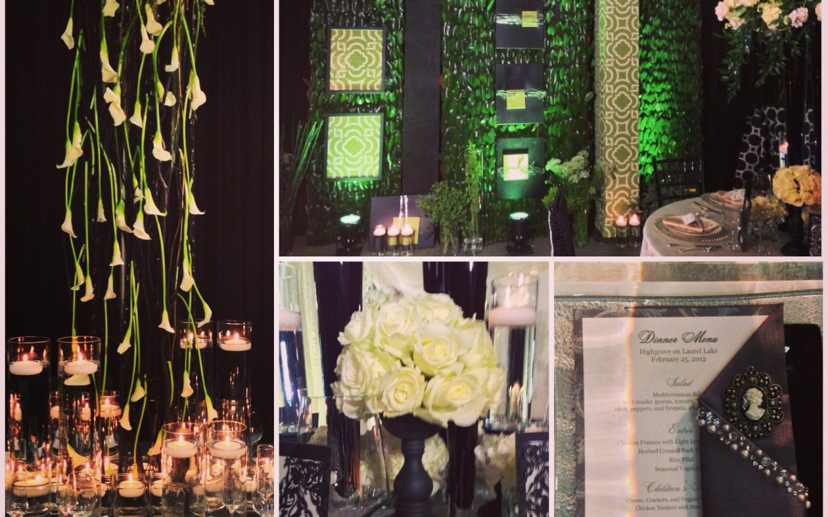 Wedding Inspiration Film || Fresh Affairs Tabletop Extravaganza