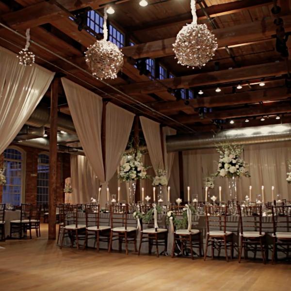 Duke Chapel / The Cotton Room WEDDING, Durham NC | Susan + Justin