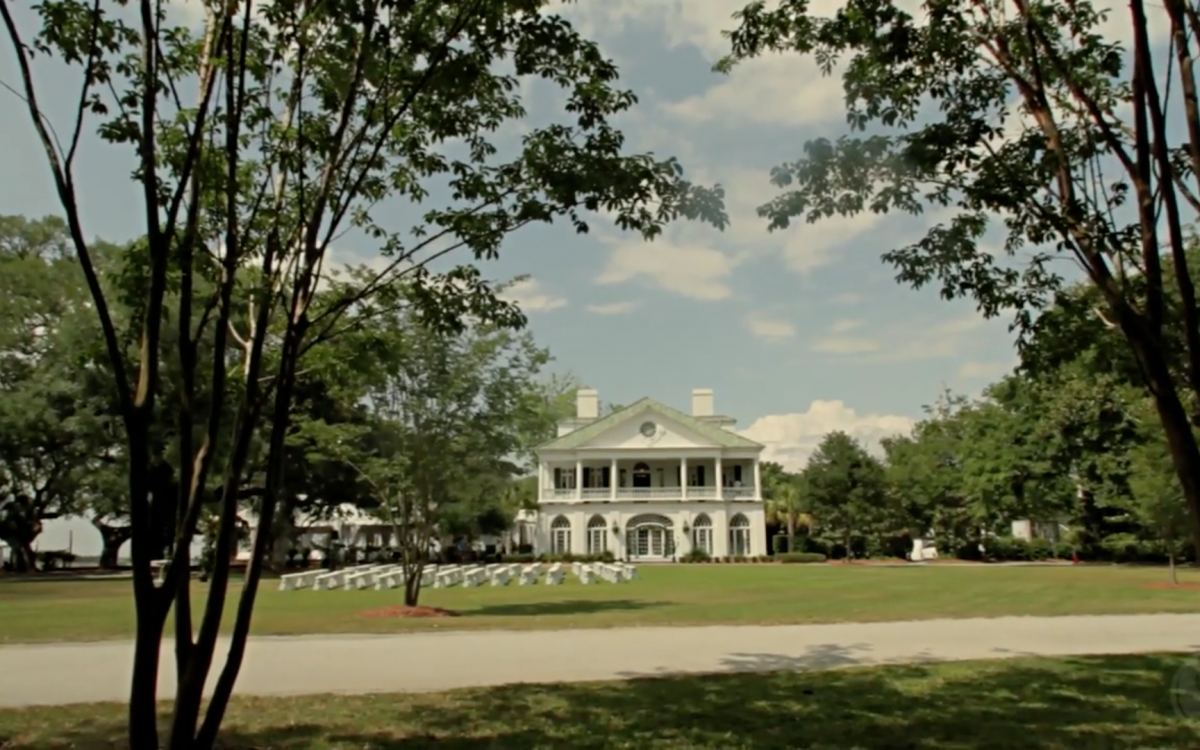 Lowndes Grove Plantation | Charleston SC Wedding Film