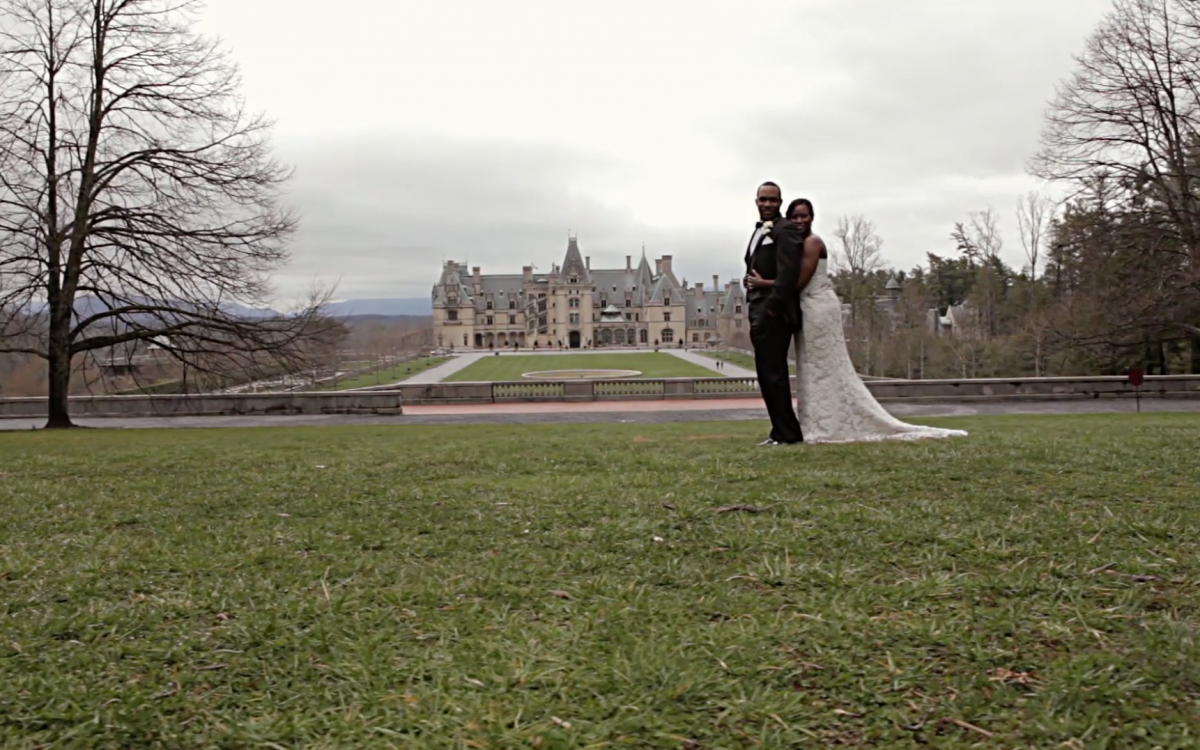 Biltmore Estate Wedding Film | Michelle + Luke
