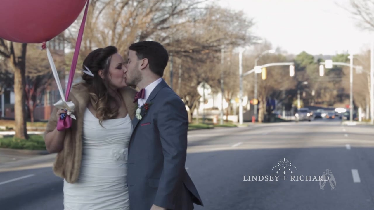 New Year's Day Wedding by Heart Stone Films | Lindsey + Richard