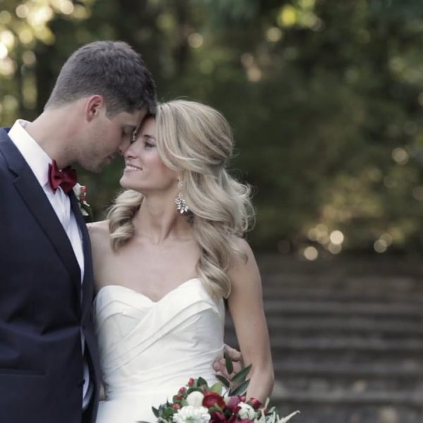 Downtown Raleigh Wedding Film by Heart Stone Films | Elyssa + Dave