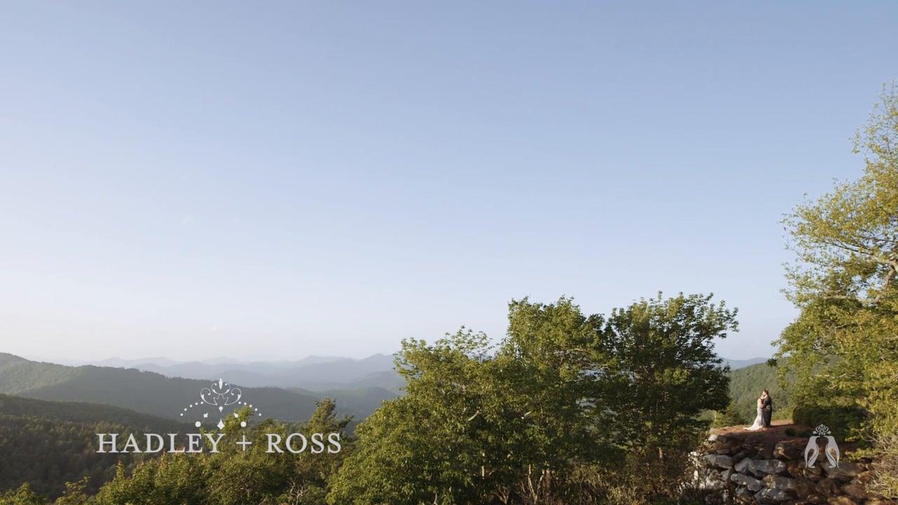 A Destination Wedding by Heart Stone Films | Hadley + Ross Highlands, NC Wedding Film