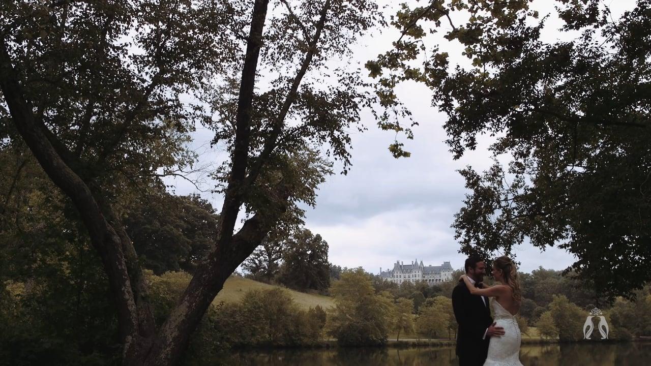 Biltmore Estate Wedding Film by Heart Stone Films | Brittany + Bryan