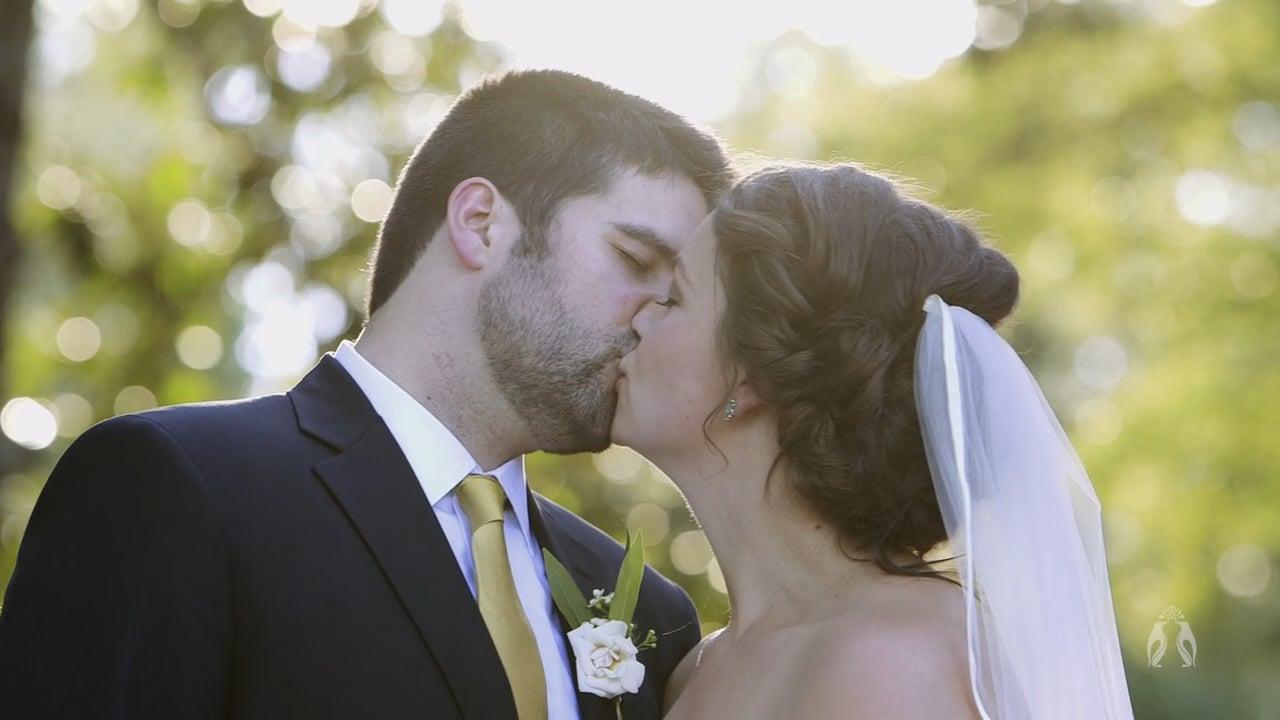 North Carolina Wedding by Heart Stone Films | Winnie + Patrick
