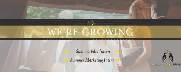 Now Hiring Summer 2016 Film and Marketing Interns for Heart Stone Films