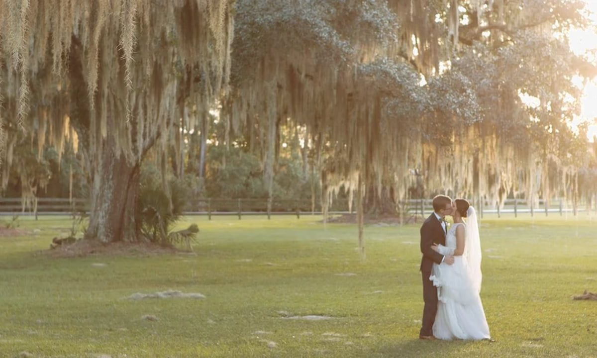 Rose Hill Plantation Wedding - Southern Weddings Magazine