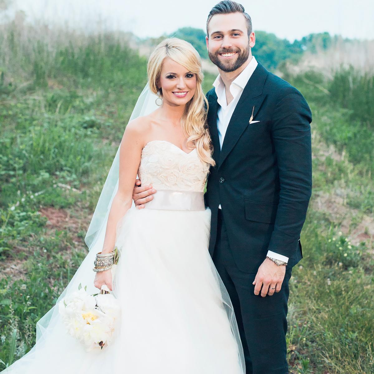 Emily Maynard Wedding: Emily Maynard + Tyler Johnson's Surprise Wedding