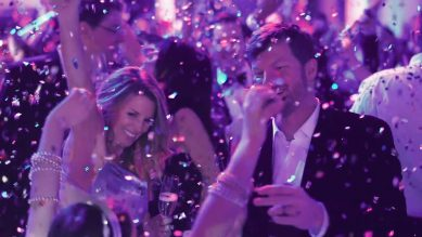 Dale Earnhardt Jr.'s New Year's Eve Dream Wedding To Amy Reimman