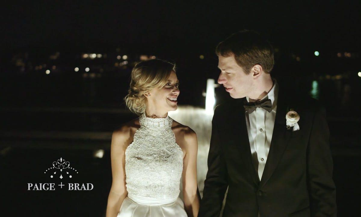 Brad Keselowski + Paige White
