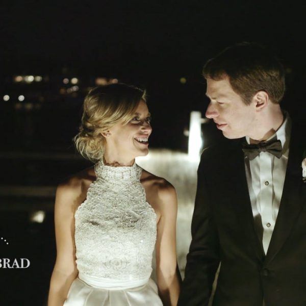 Brad Keselowski and Paige White's Romantic Wedding Video