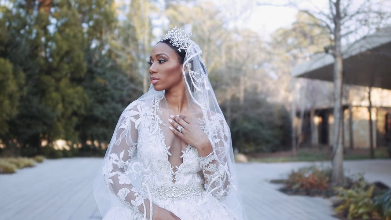 Luxury Wedding at The Umstead Hotel and Spa