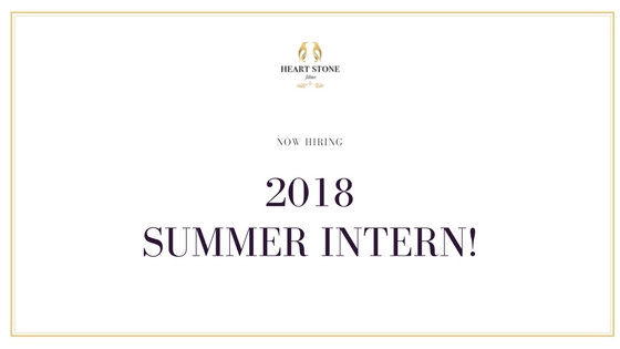 Now Hiring 2018 Summer Intern for Heart Stone Films