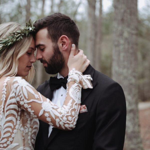 A Boho Farm Wedding by Heart Stone Films