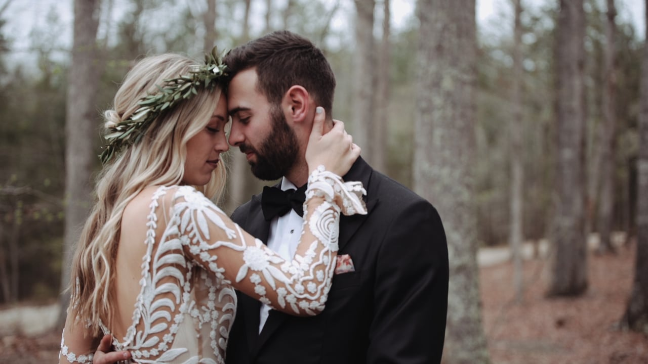 A Boho Farm Wedding by Heart Stone Films